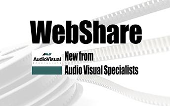 WebShare-AudioVisualSpecialists